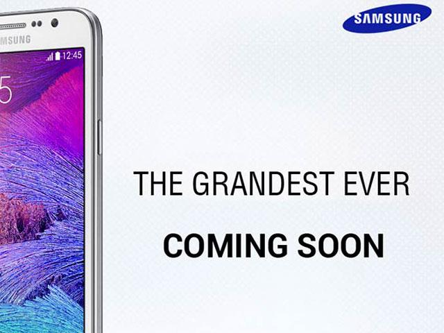 Teaser Galaxy Grand 3 Titre