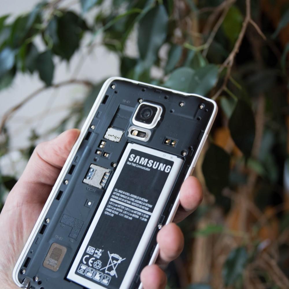 Samsung Galaxy Note Edge : image 11