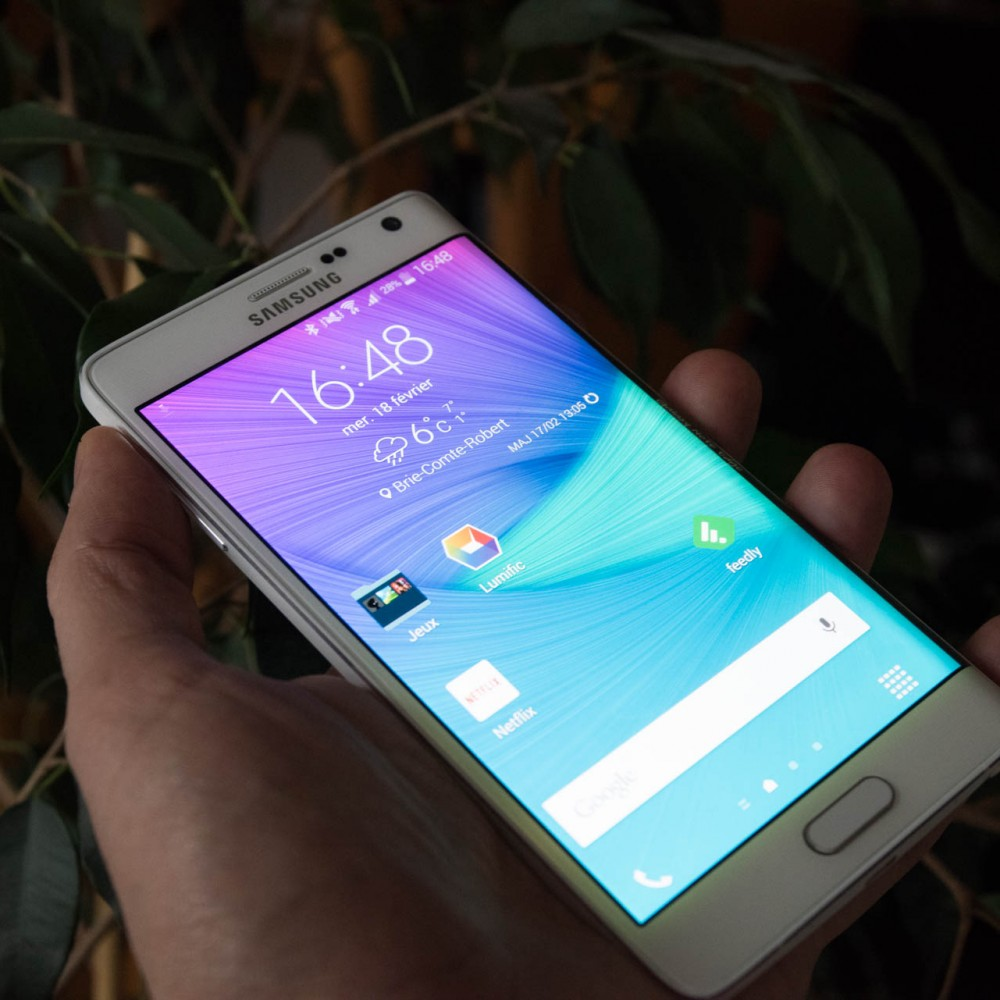 Samsung Galaxy Note Edge : image 12