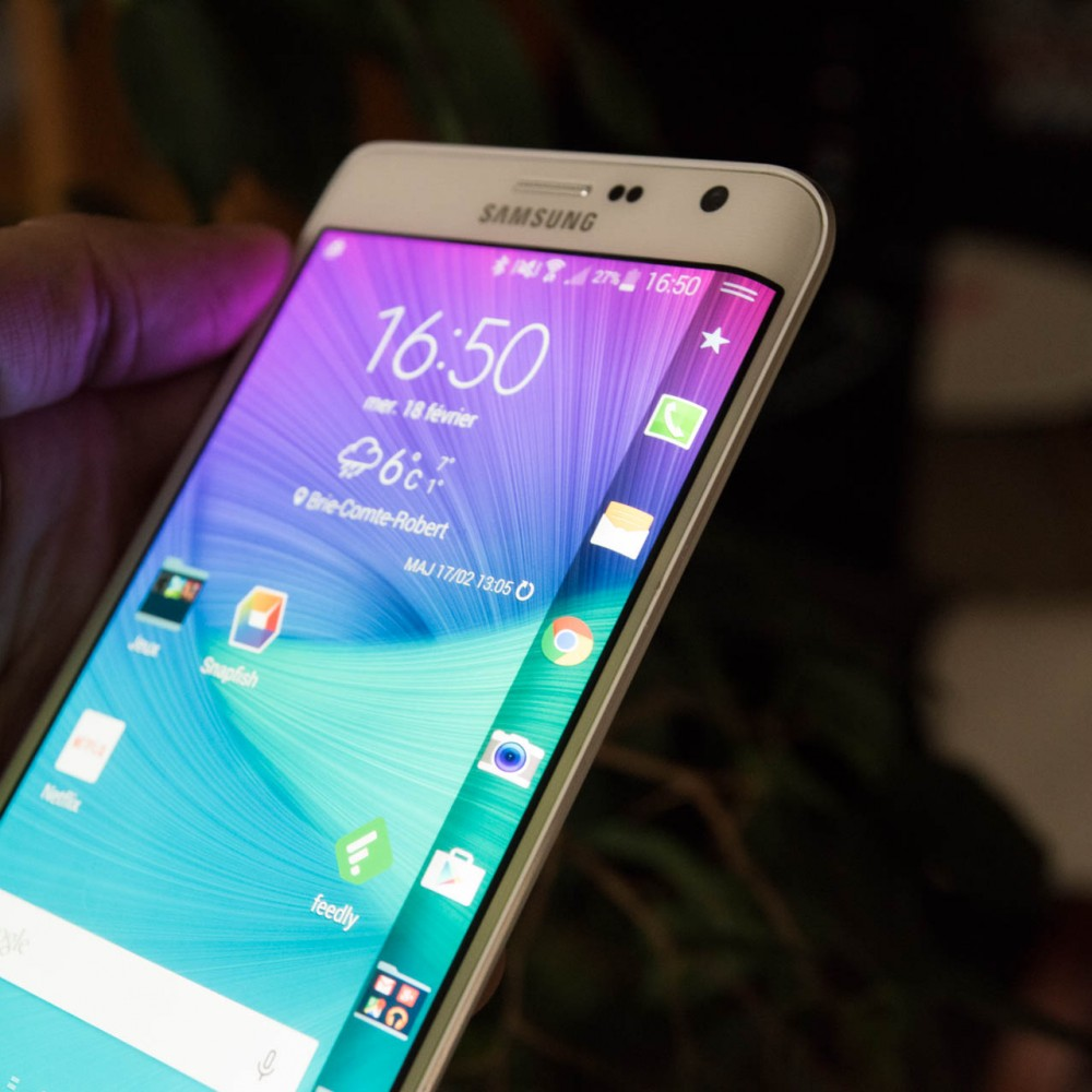 Samsung Galaxy Note Edge : image 15