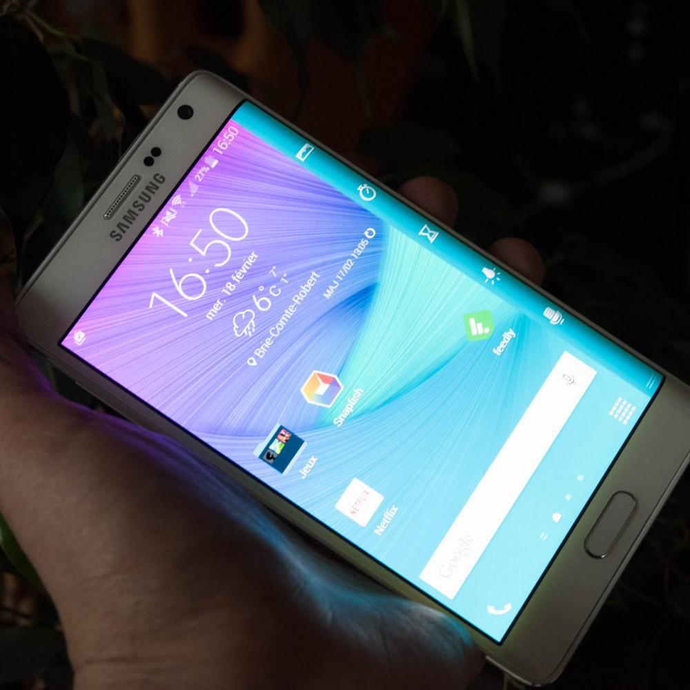 Samsung Galaxy Note Edge : image 17