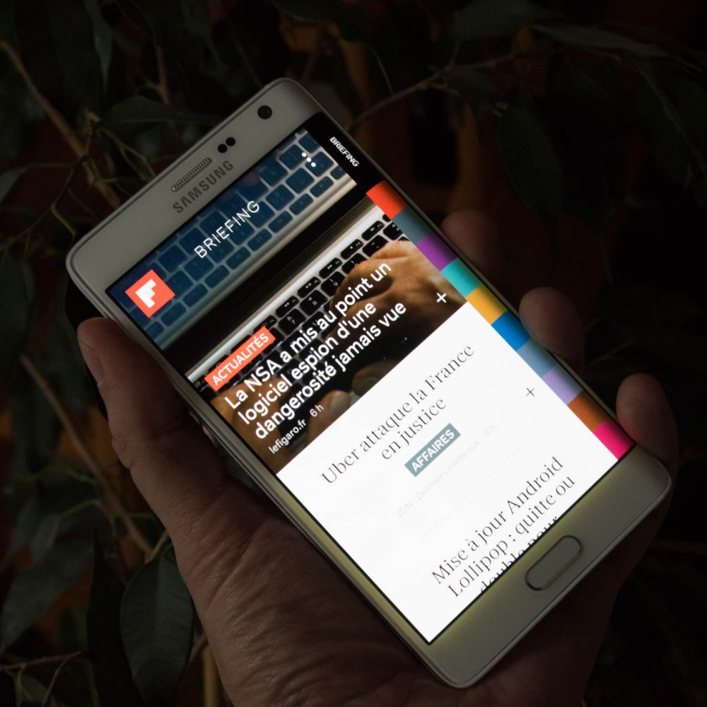 Samsung Galaxy Note Edge : image 20