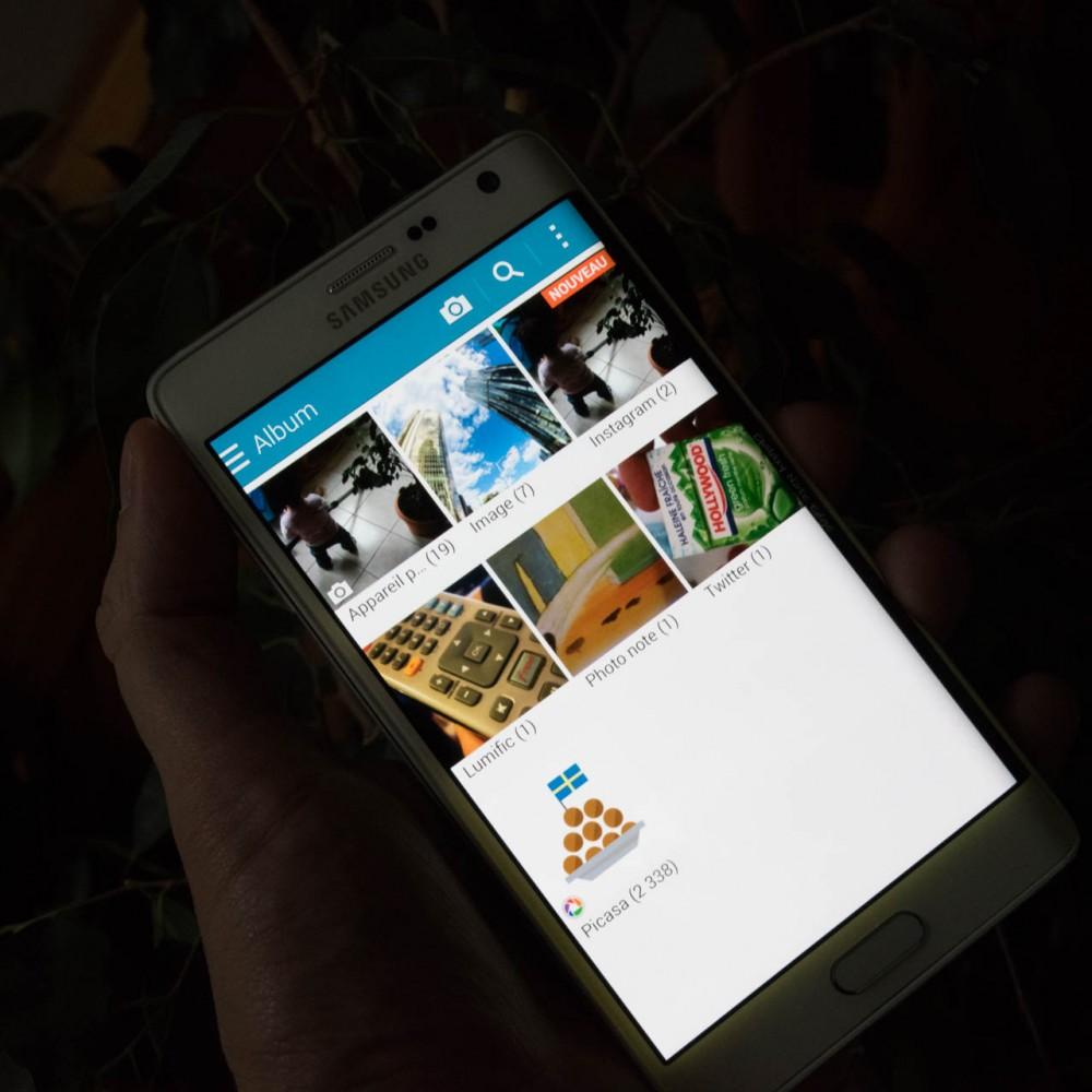 Samsung Galaxy Note Edge : image 21