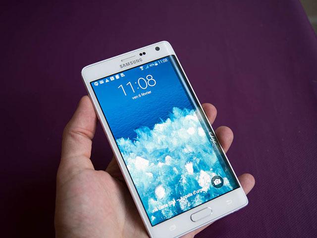 Samsung Galaxy Note Edge : image 4