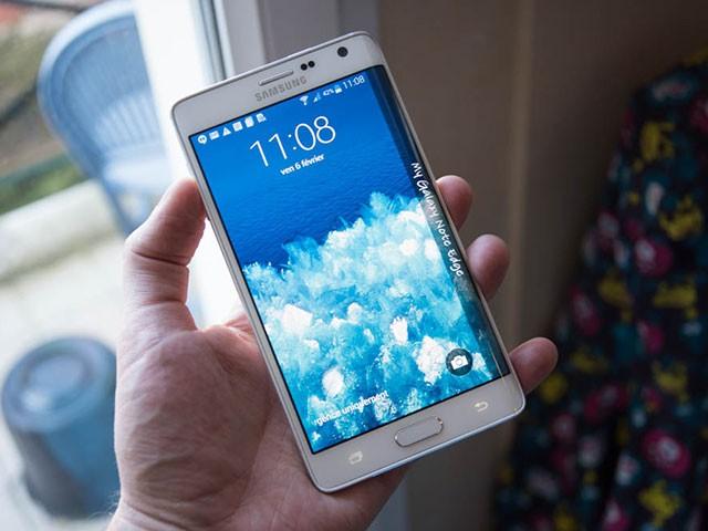 Samsung Galaxy Note Edge : image 5