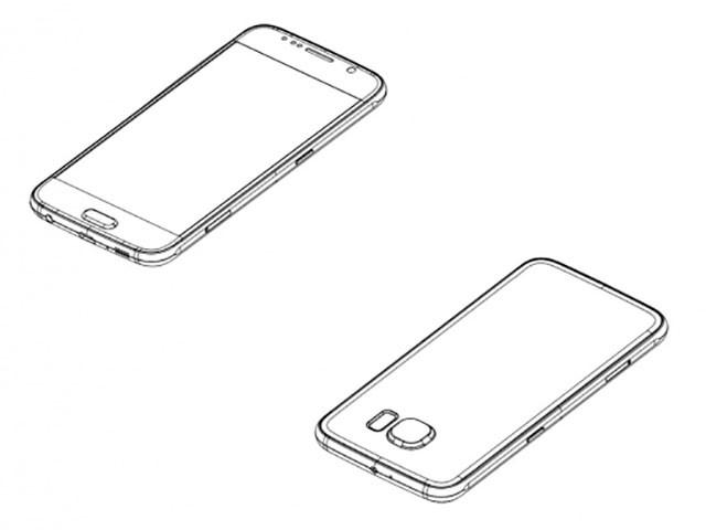 Schéma Galaxy S6 : image 2