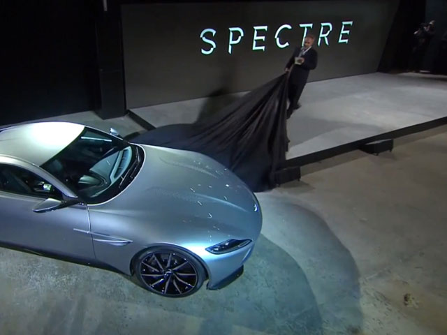 Teaser James Bond 24 SPECTRE