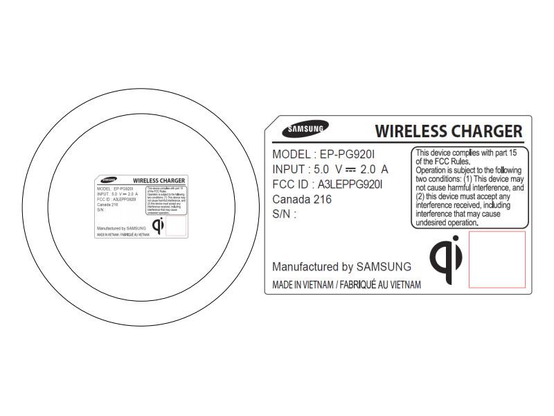 C'est (presque) confirmé pour le rechargement sans fil du Samsung Galaxy S6