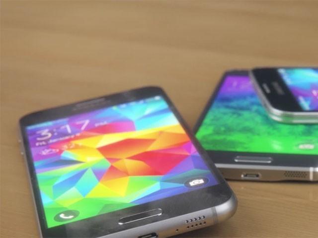Chargement sans fil Galaxy S6