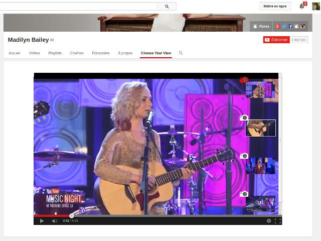 YouTube et ses différents points de vue