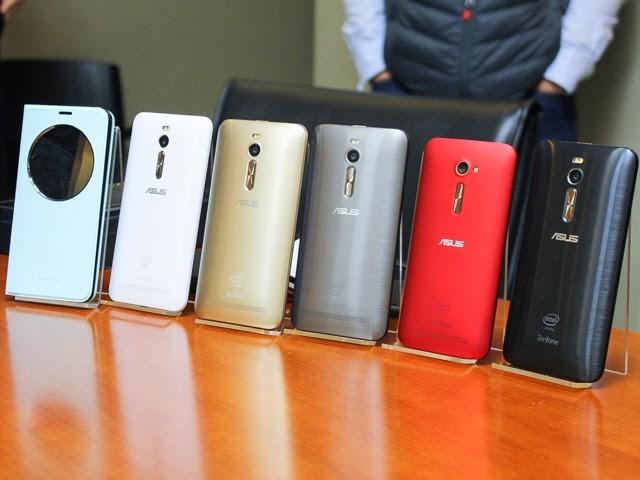 Vers un Asus Zenfone 2 doté d'un écran de 5 pouces ?