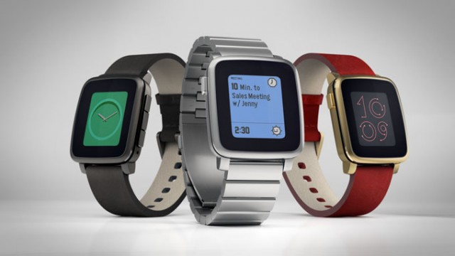 Pebble Time Steel : image 2