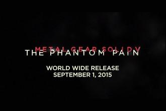 Sortie Phantom Pain