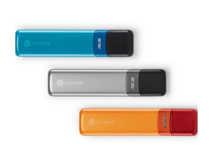 Asus et Google présentent le Chromebit, pour transformer n'importe quel écran en ordinateur