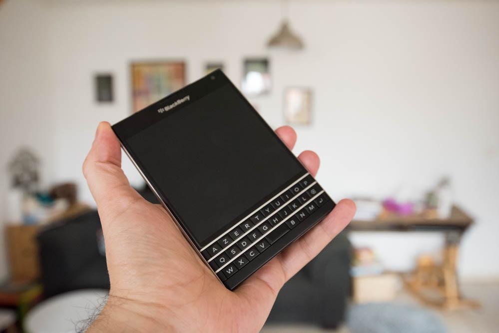 BlackBerry Pasport : photo 1