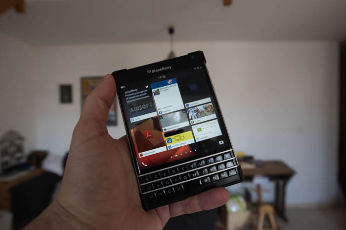 BlackBerry Passport : photo 11