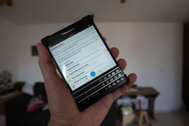 BlackBerry Passport : photo 12