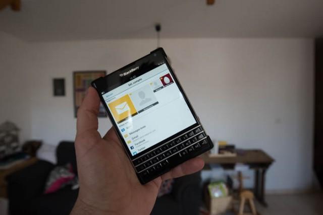 BlackBerry Passport : photo 13