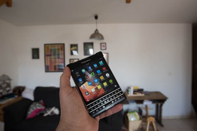 BlackBerry Passport : photo 15