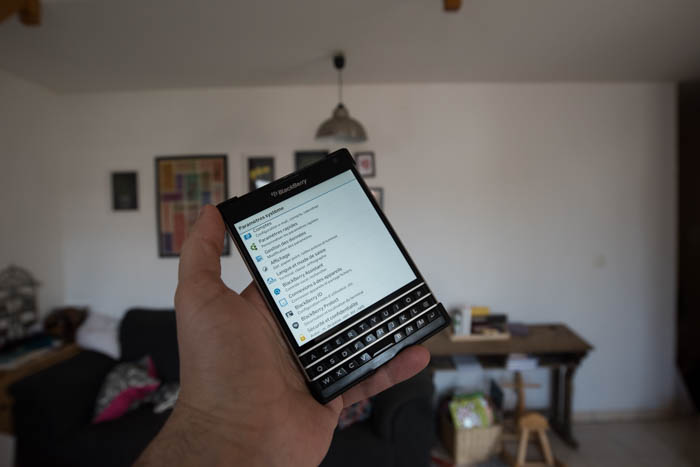 BlackBerry Passport : photo 22