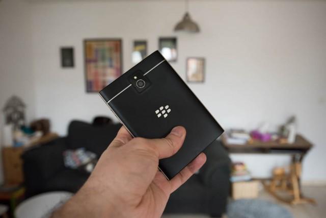 BlackBerry Pasport : photo 4