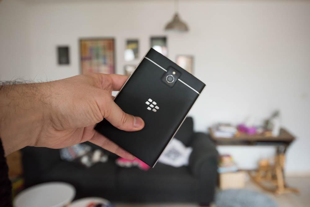 BlackBerry Pasport : photo 5