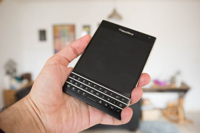 BlackBerry Passport : photo 8