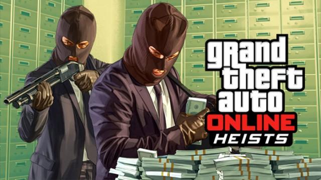 Braquages GTA Online