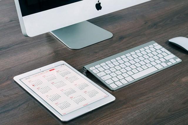 Nouveau clavier Apple