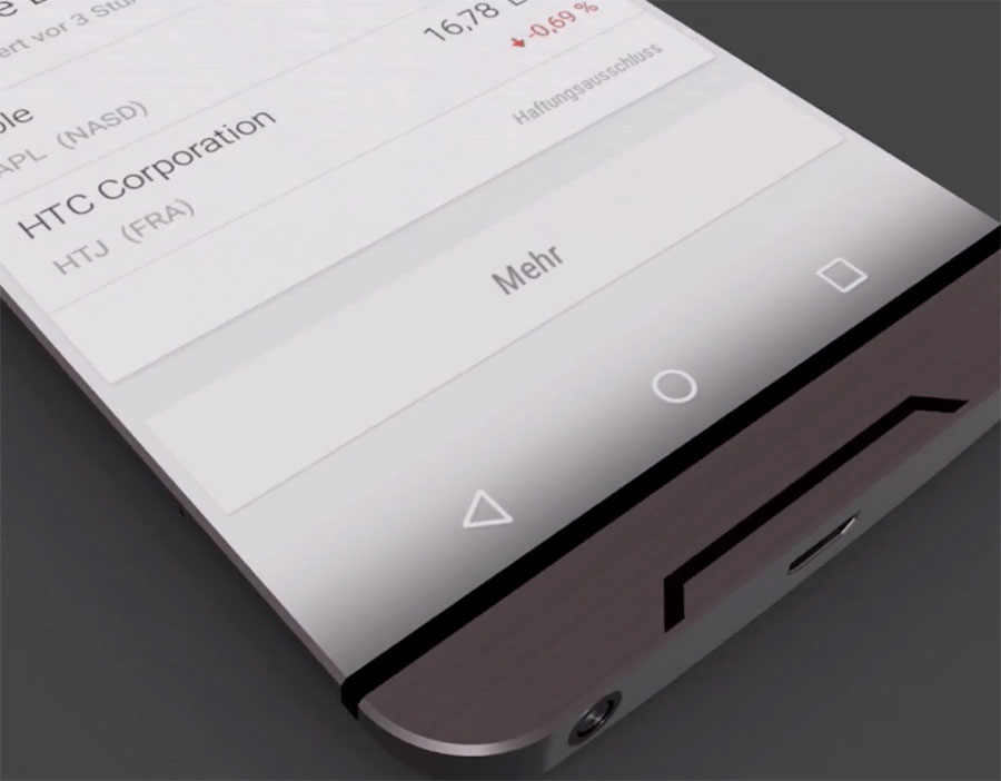 Concept HTC One M10 : image 2