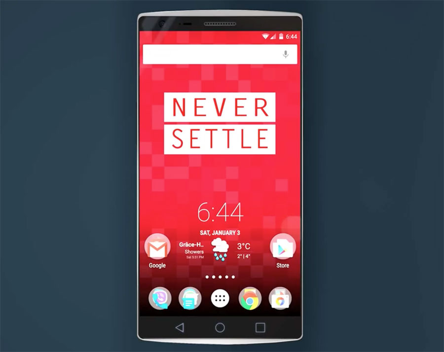 Concept OnePlus Two : image 3