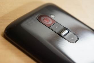 Empreintes digitales LG G4