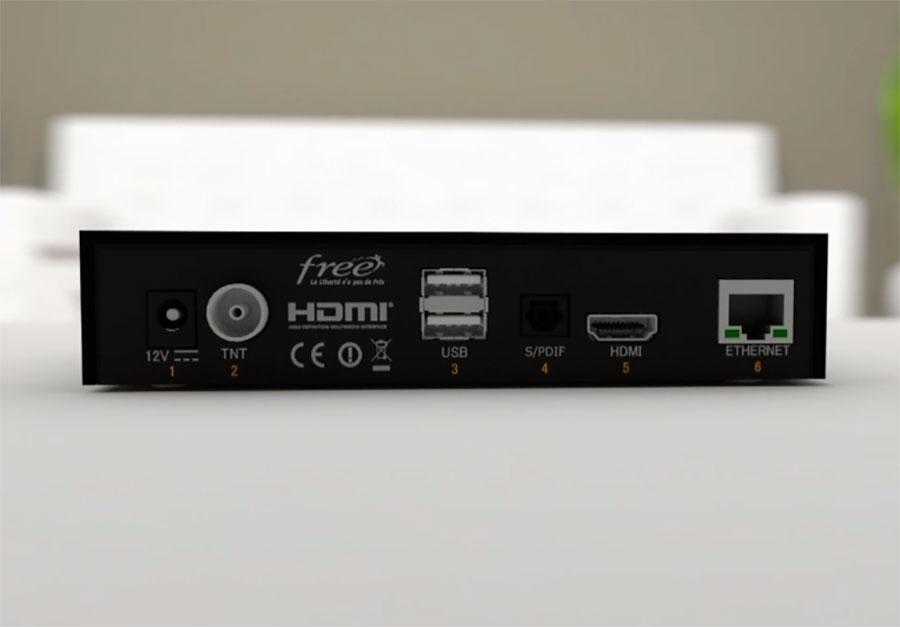 Freebox Mini 4K : image 3