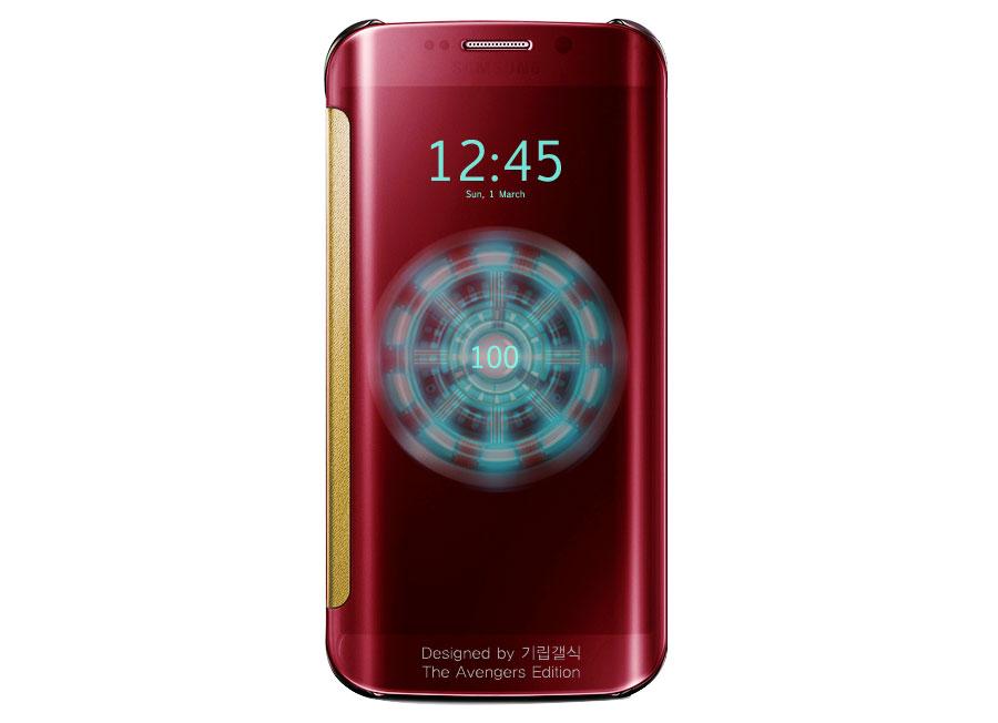 Galaxy S6 Edge Avengers : image 10