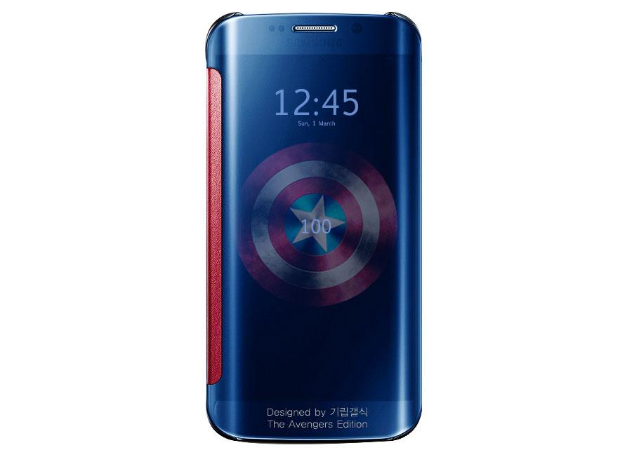 Galaxy S6 Edge Avengers : image 11