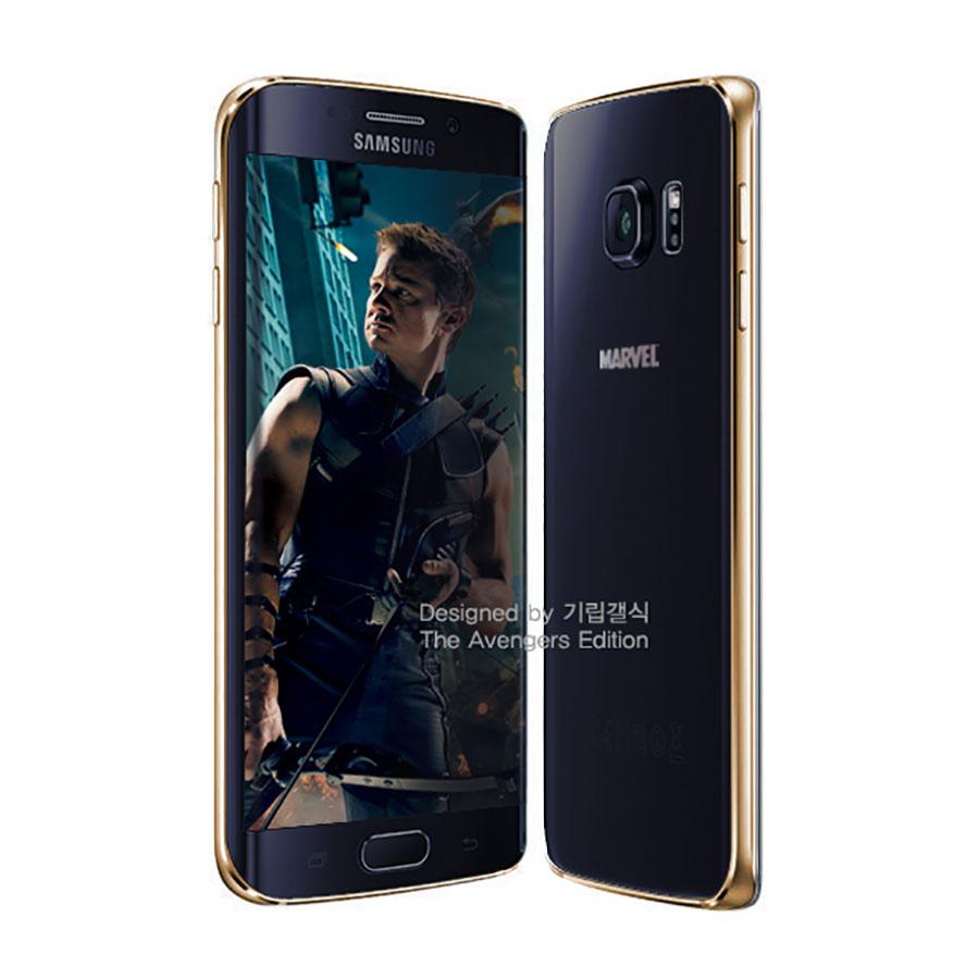 Galaxy S6 Edge Avengers : image 4