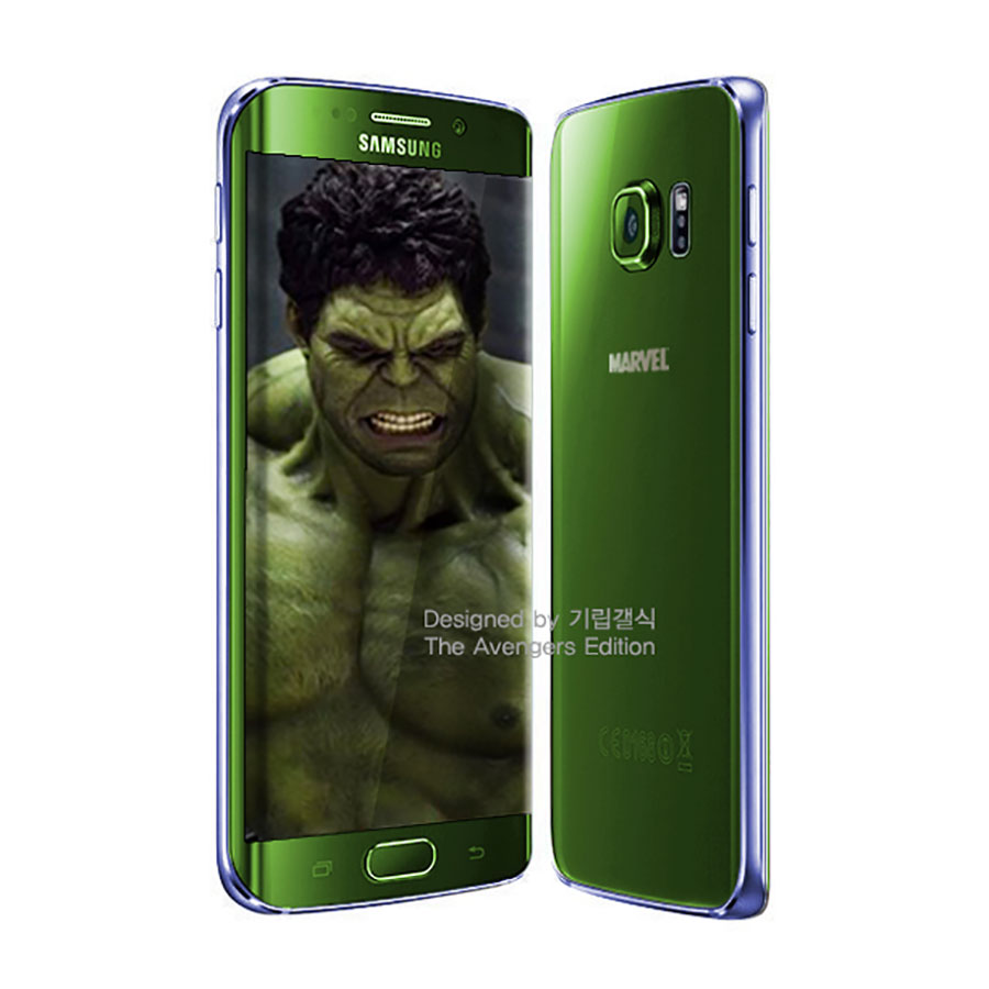 Galaxy S6 Edge Avengers : image 5