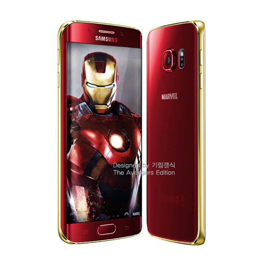 Galaxy S6 Edge Avengers : image 6