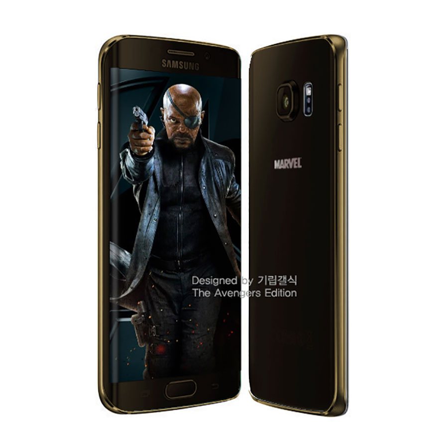 Galaxy S6 Edge Avengers : image 7