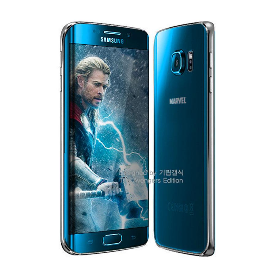 Galaxy S6 Edge Avengers : image 8