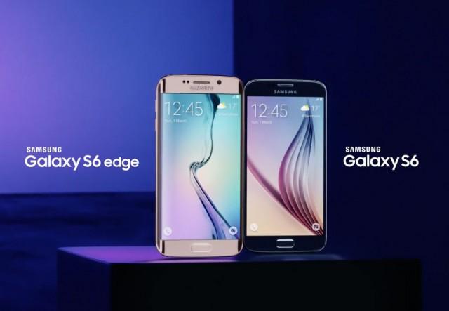 Vidéo promotionnelle Galaxy S6