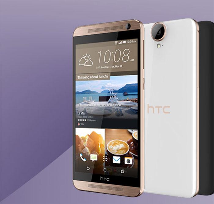 HTC One E9+ : image 1