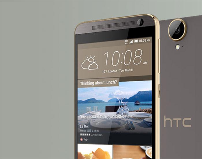 HTC One E9+ : image 5