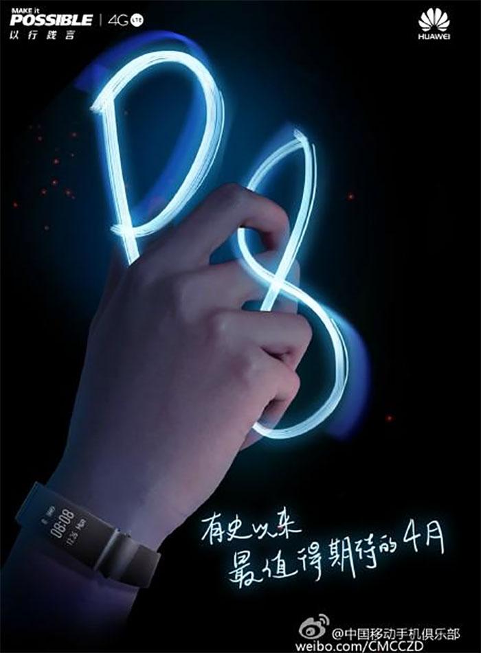 Huawei P8 : affiche 4