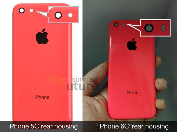 Coque iPhone 6c : photo 1