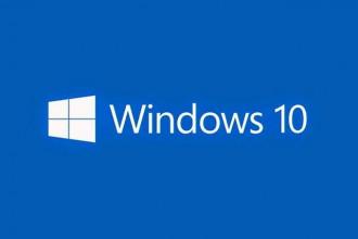 Lancement Windows 10