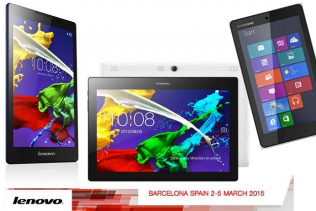 Lenovo Tab 2 A8/A10-70 et IdeaPad Mixx 300