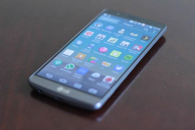 LG G4 Note Rumeurs