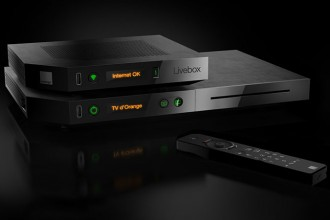Livebox 4K Orange