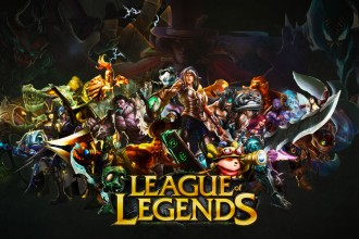 League of Legends Windows Store